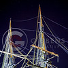 Niagara Masts at Night