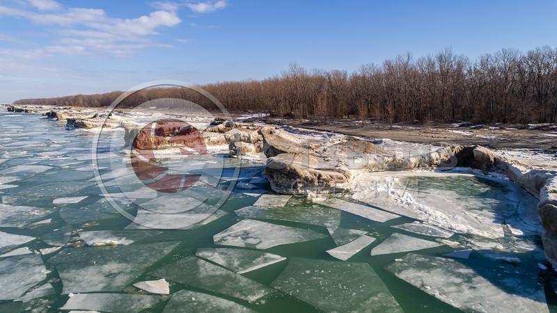 PI Ice Dunes 001 February 03, 2019