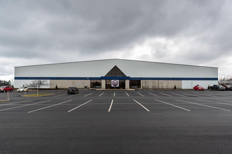 Erie Bank Sports Park 1 December 17, 2018