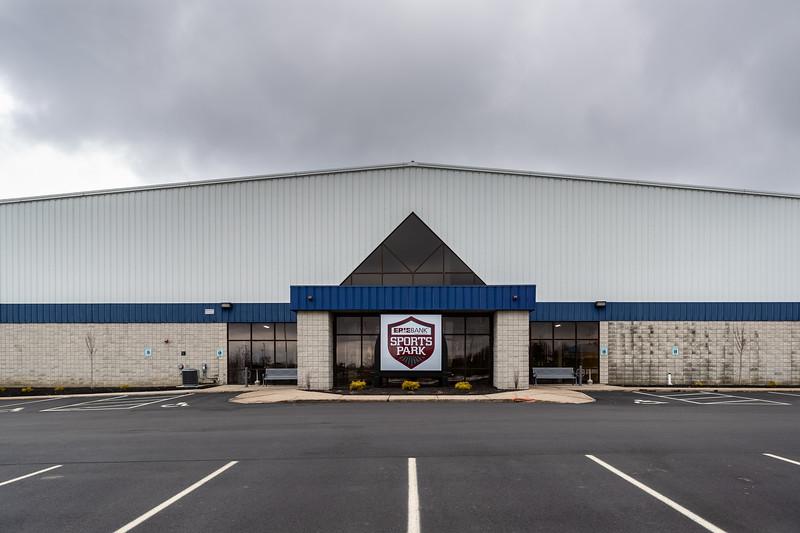 Erie Bank Sports Park 2 December 17, 2018