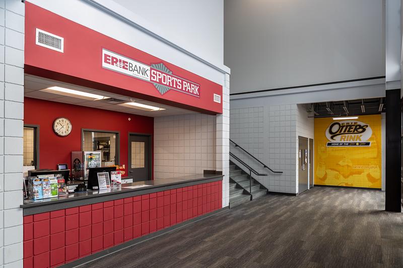 Erie Bank Sports Park 3 December 17, 2018