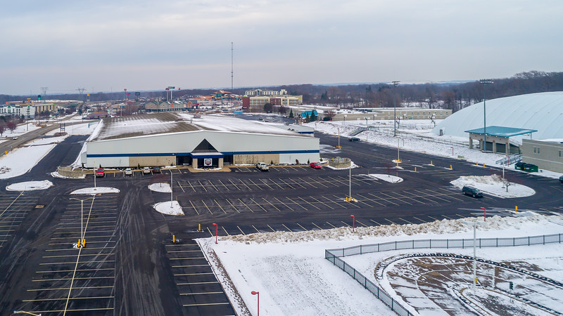 Erie Bank Sports Park 26 December 12, 2018