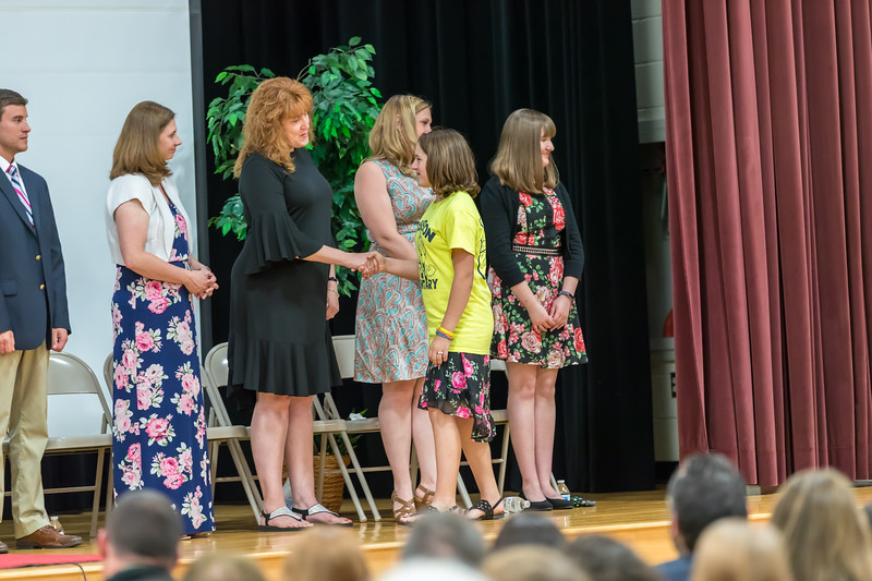Eva 5th Grade Graduation 017 June 06, 2018