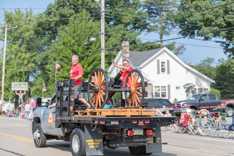 Millcreek Parade 011 July 04, 2018