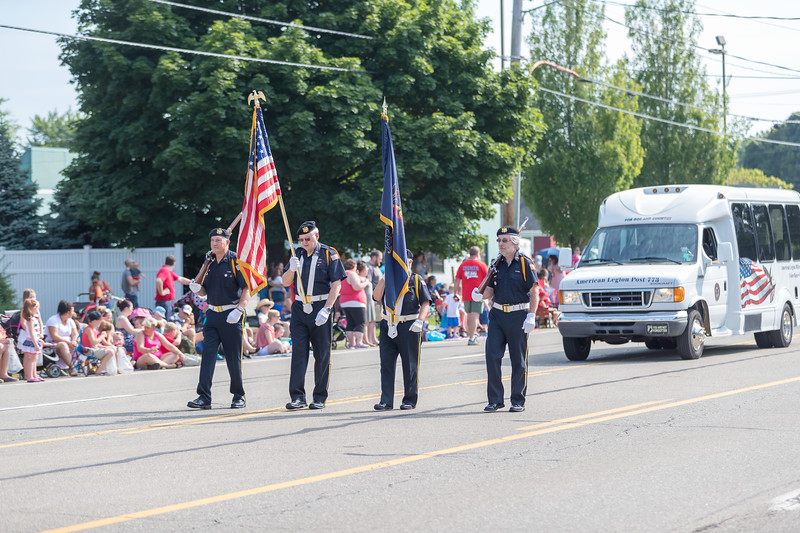 Millcreek Parade 040 July 04, 2018