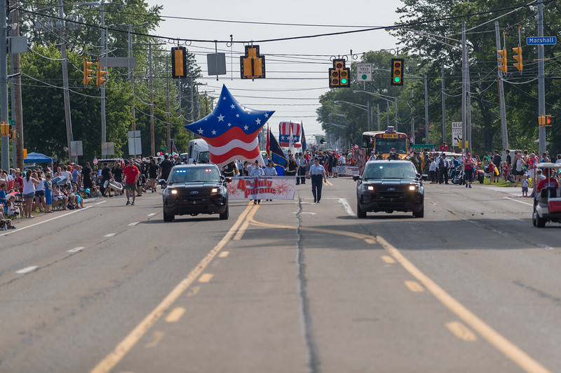 Millcreek Parade 014 July 04, 2018