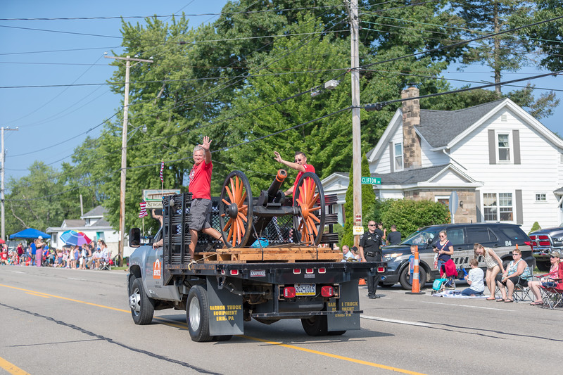 Millcreek Parade 012 July 04, 2018