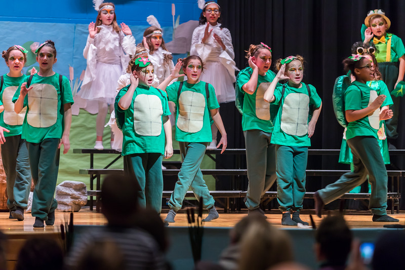 Robison Elementary 2018 Play 035 March 09, 2018