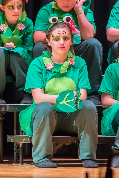 Robison Elementary 2018 Play 017 March 09, 2018