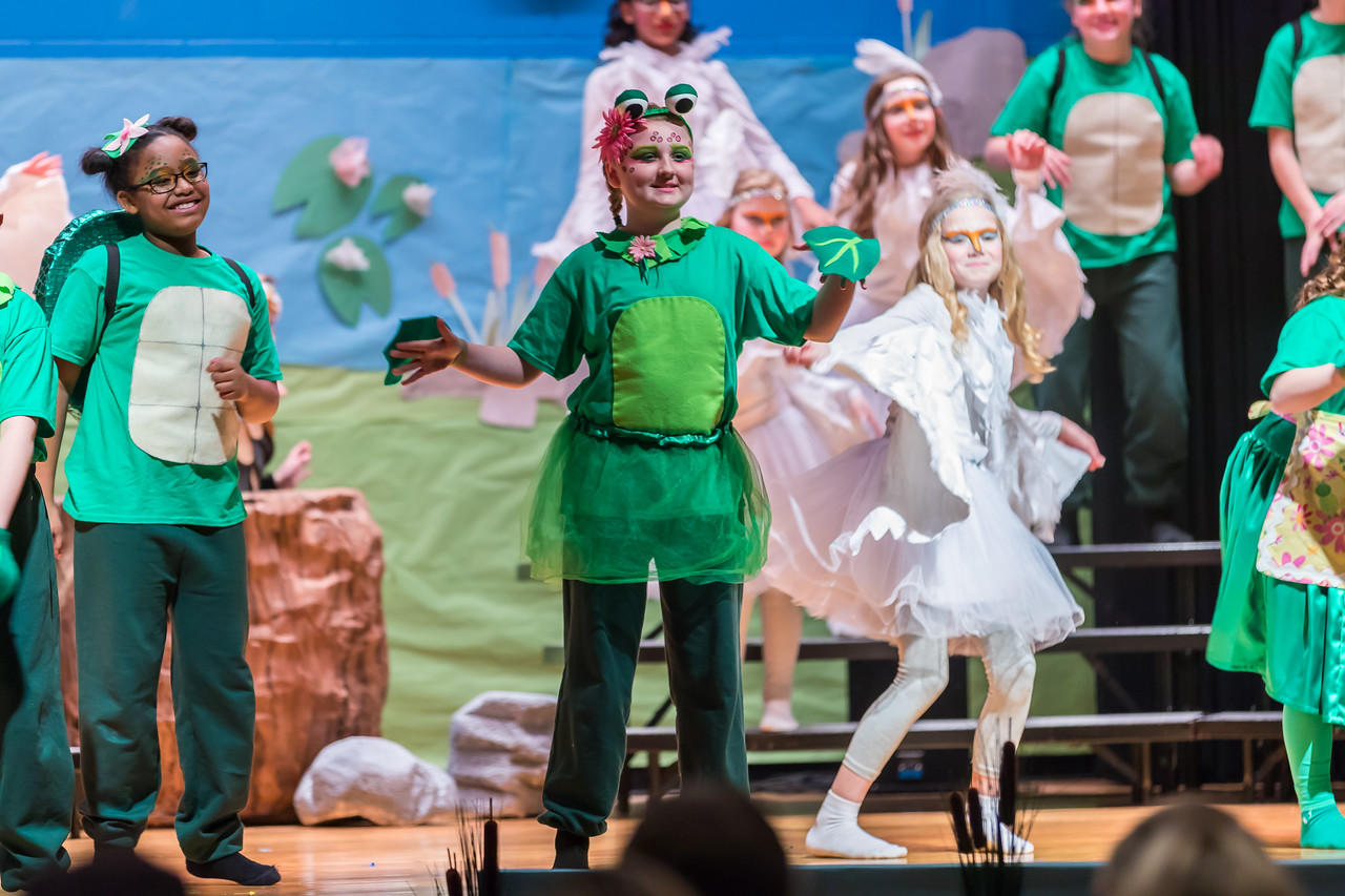 Robison Elementary 2018 Play 007 March 09, 2018