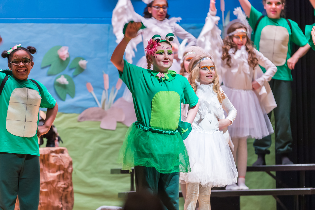 Robison Elementary 2018 Play 010 March 09, 2018