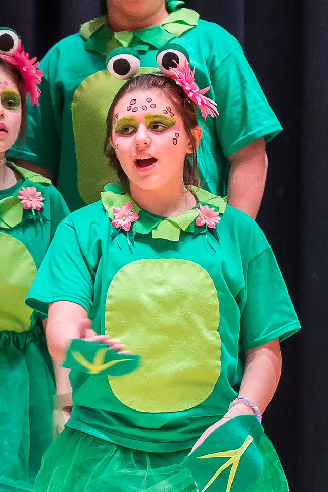 Robison Elementary 2018 Play 031 March 09, 2018