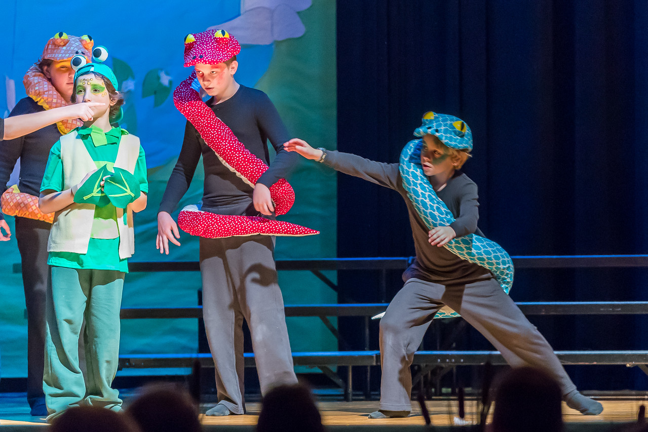 Robison Elementary 2018 Play 041 March 09, 2018