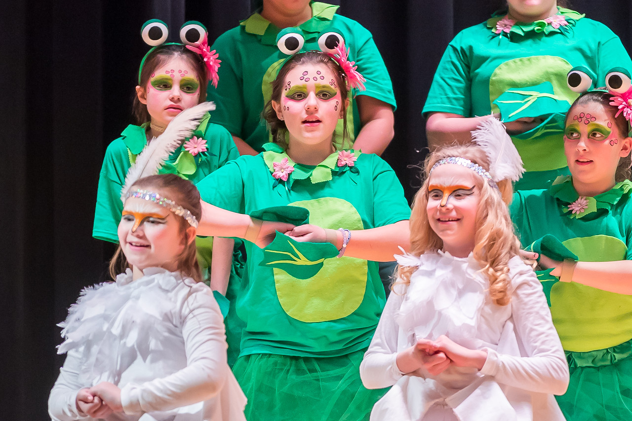 Robison Elementary 2018 Play 021 March 09, 2018