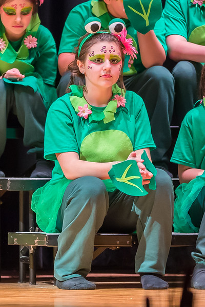 Robison Elementary 2018 Play 016 March 09, 2018