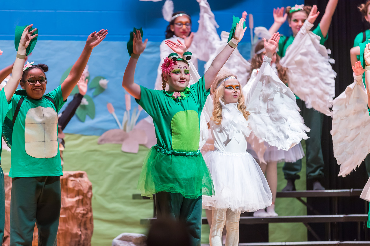 Robison Elementary 2018 Play 011 March 09, 2018