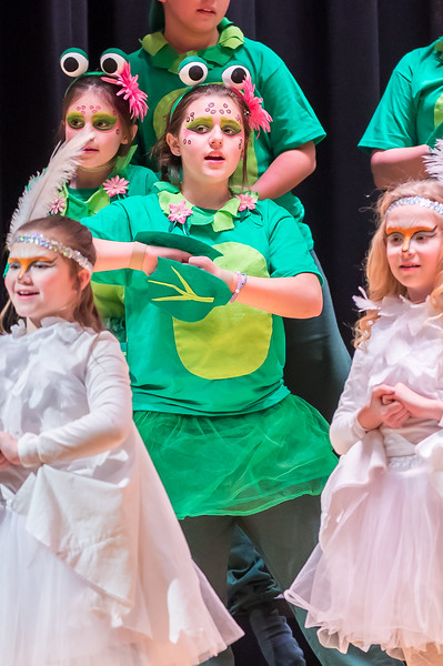 Robison Elementary 2018 Play 025 March 09, 2018