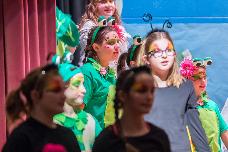 Robison Elementary 2018 Play 012 March 09, 2018