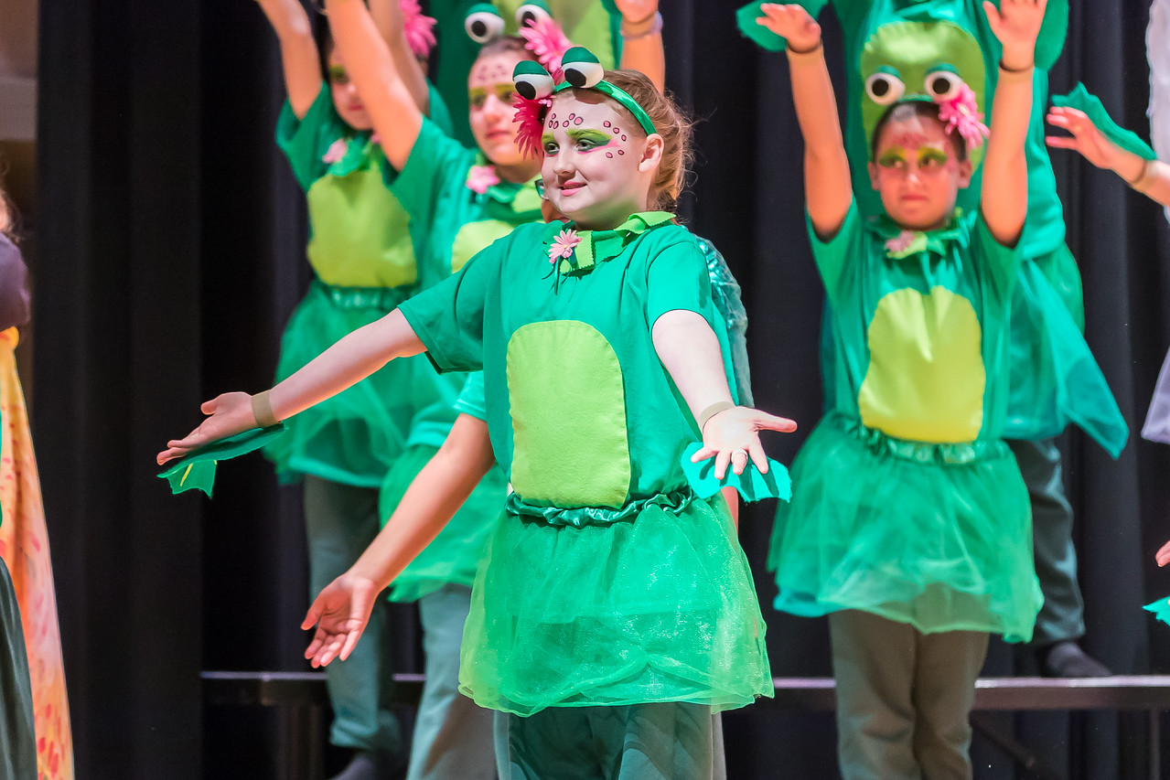 Robison Elementary 2018 Play 013 March 09, 2018