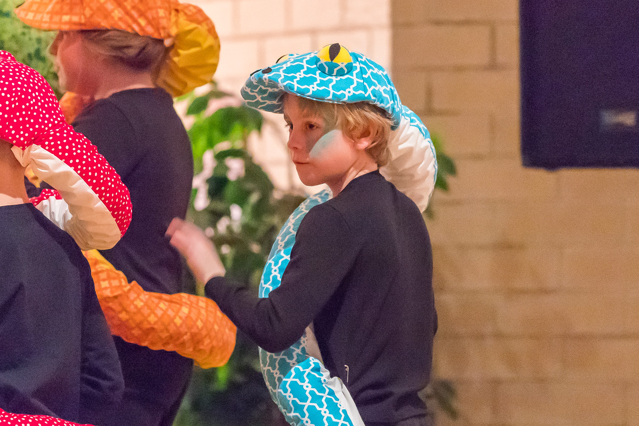 Robison Elementary 2018 Play 029 March 09, 2018