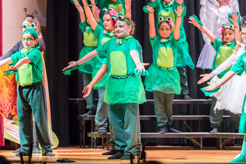 Robison Elementary 2018 Play 014 March 09, 2018