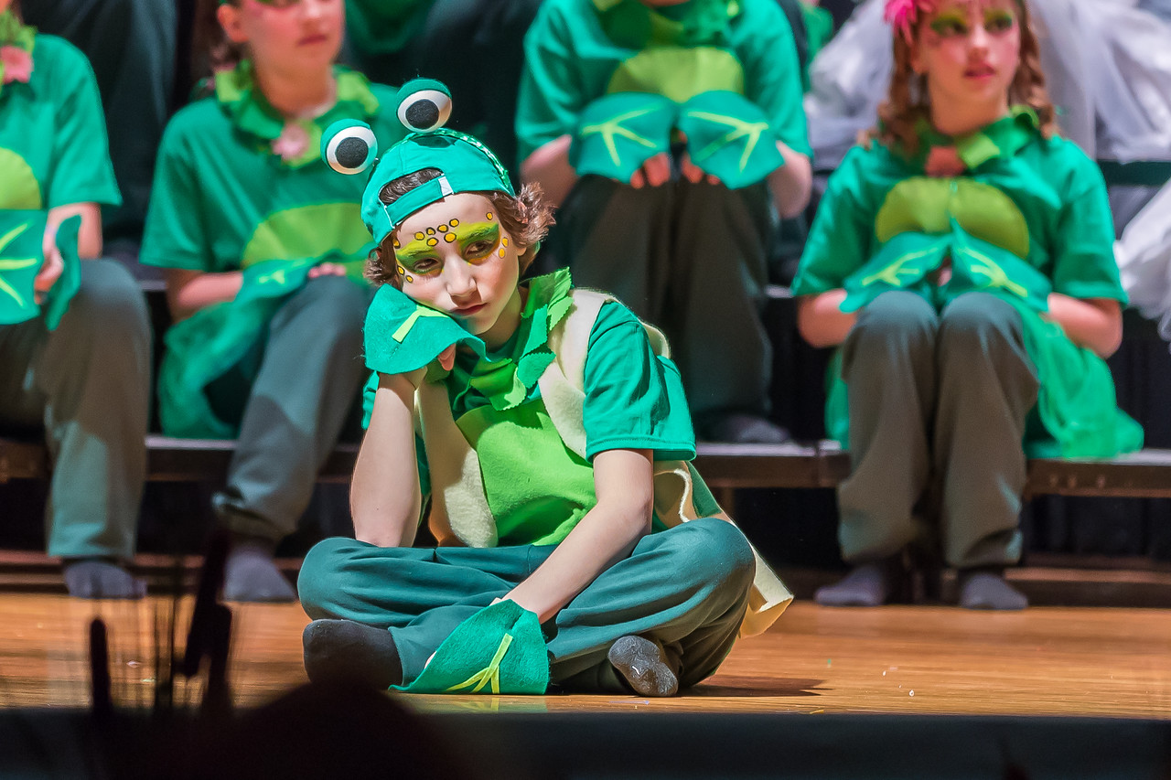 Robison Elementary 2018 Play 018 March 09, 2018