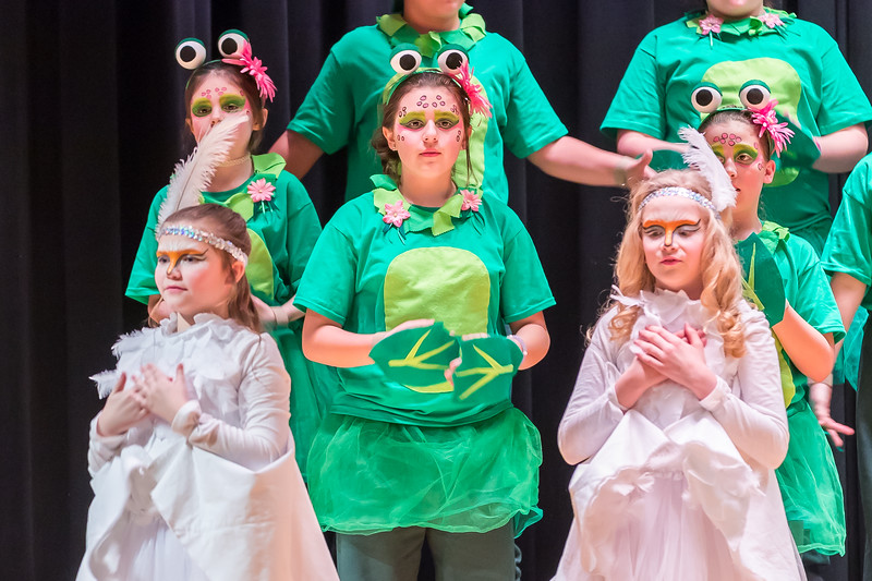 Robison Elementary 2018 Play 028 March 09, 2018