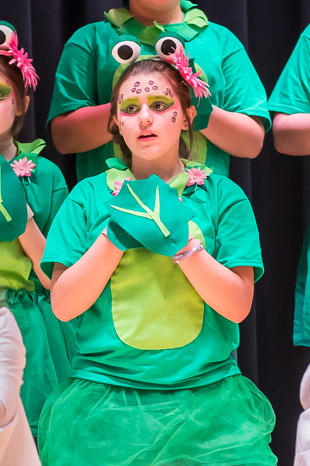 Robison Elementary 2018 Play 026 March 09, 2018