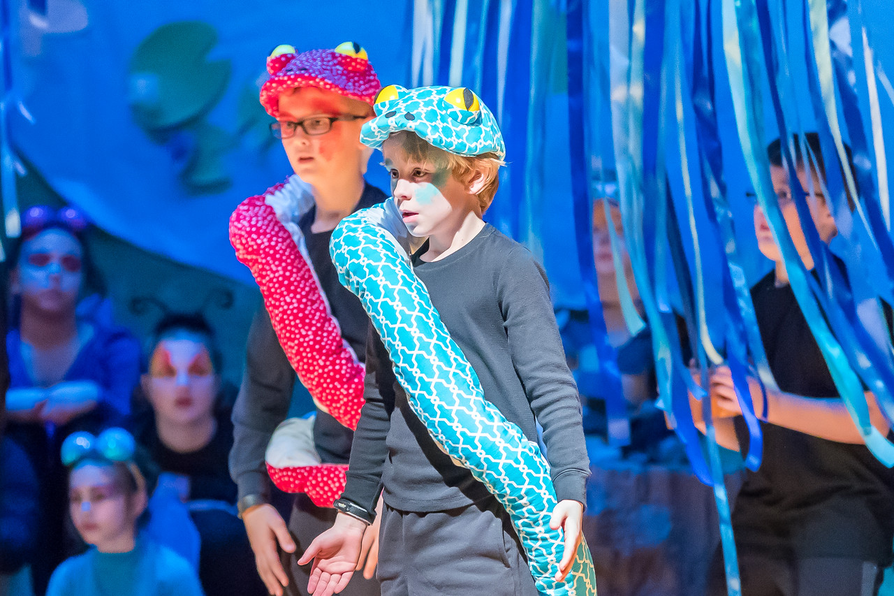 Robison Elementary 2018 Play 046 March 09, 2018