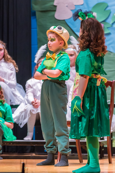 Robison Elementary 2018 Play 019 March 09, 2018