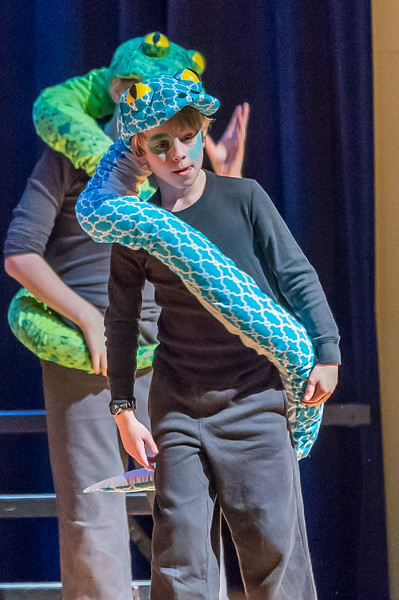Robison Elementary 2018 Play 043 March 09, 2018