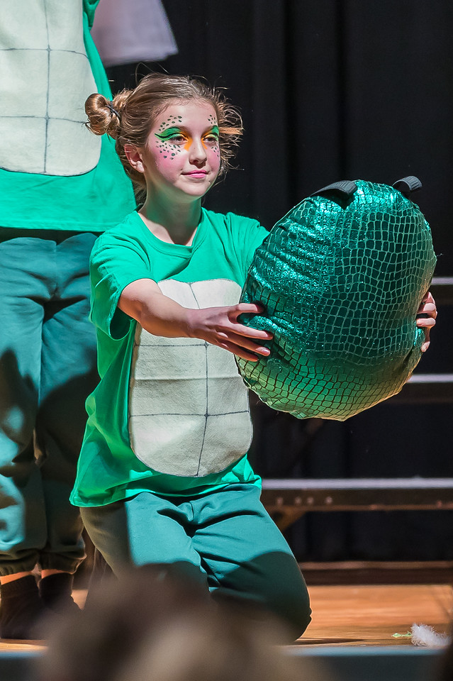 Robison Elementary 2018 Play 038 March 09, 2018