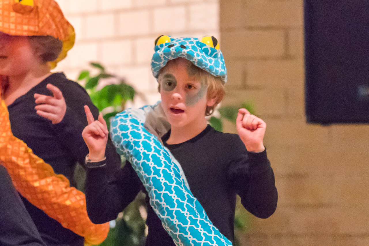 Robison Elementary 2018 Play 030 March 09, 2018