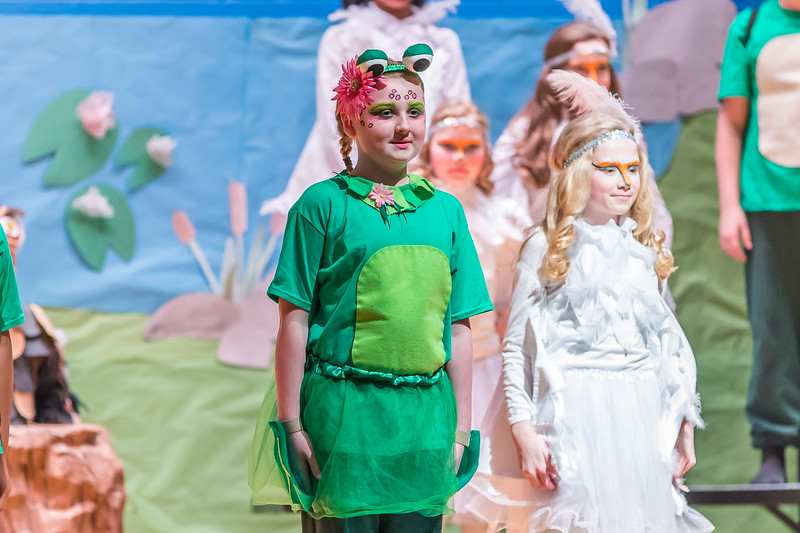 Robison Elementary 2018 Play 009 March 09, 2018