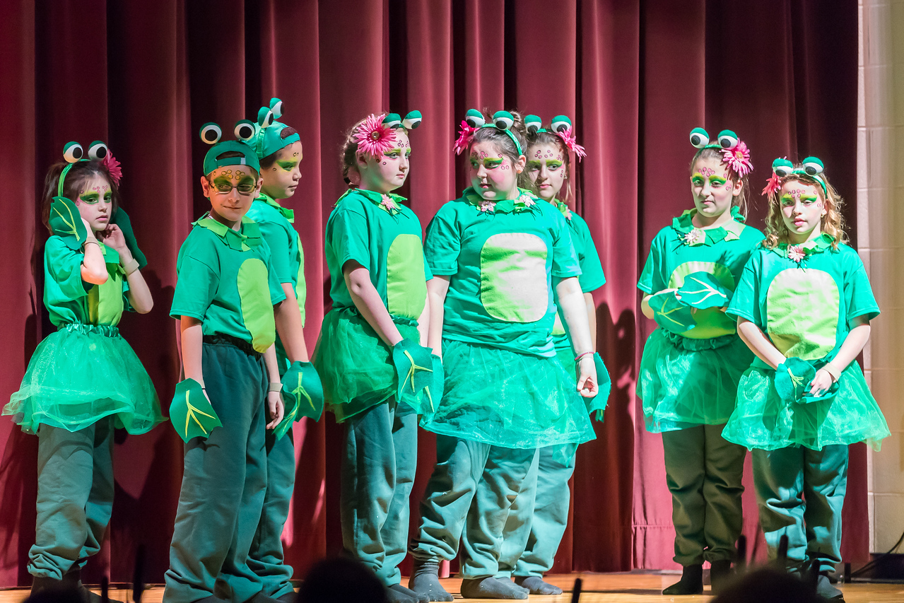 Robison Elementary 2018 Play 005 March 09, 2018