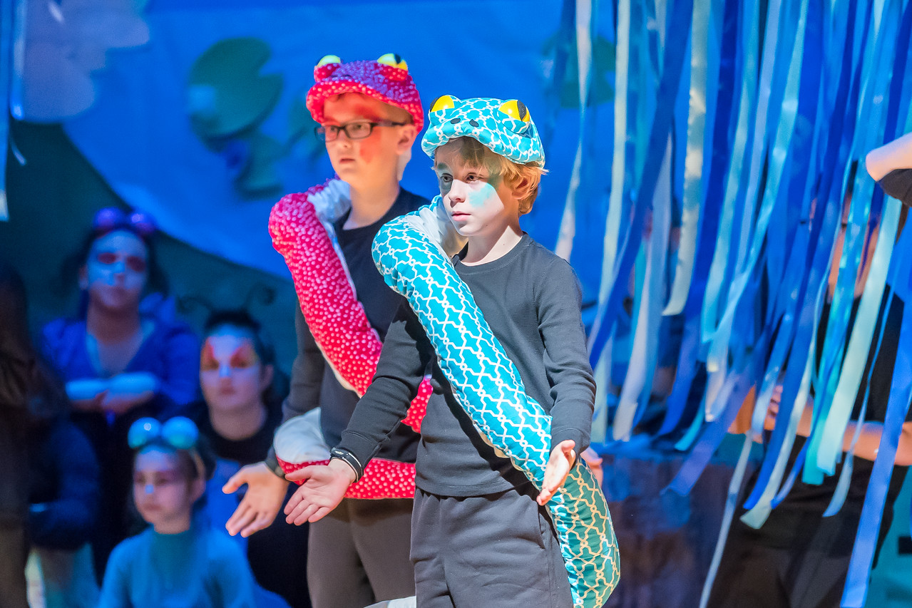 Robison Elementary 2018 Play 045 March 09, 2018