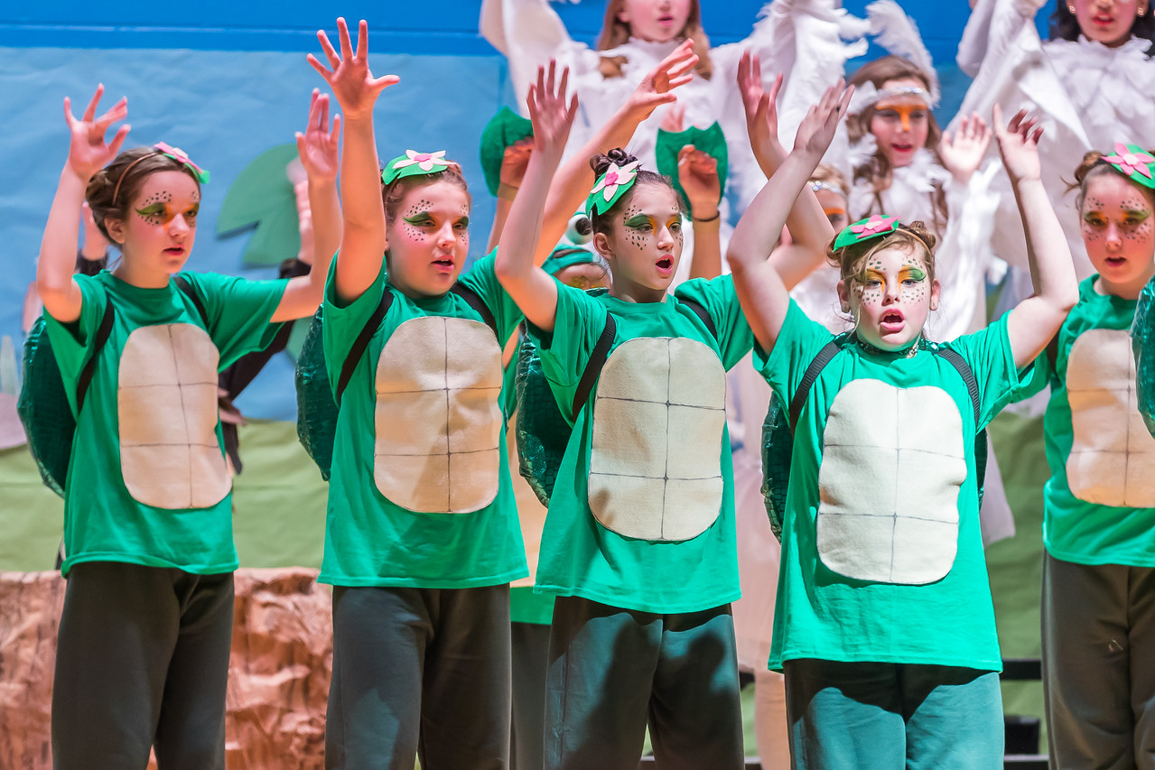 Robison Elementary 2018 Play 033 March 09, 2018