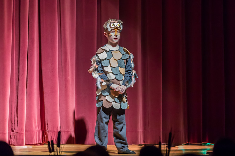 Robison Elementary 2018 Play 006 March 09, 2018