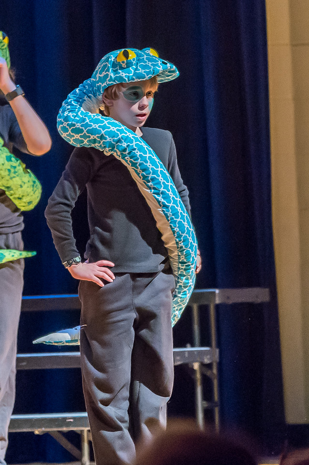 Robison Elementary 2018 Play 044 March 09, 2018
