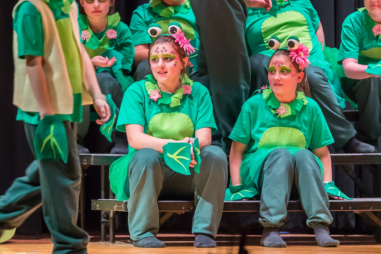 Robison Elementary 2018 Play 015 March 09, 2018
