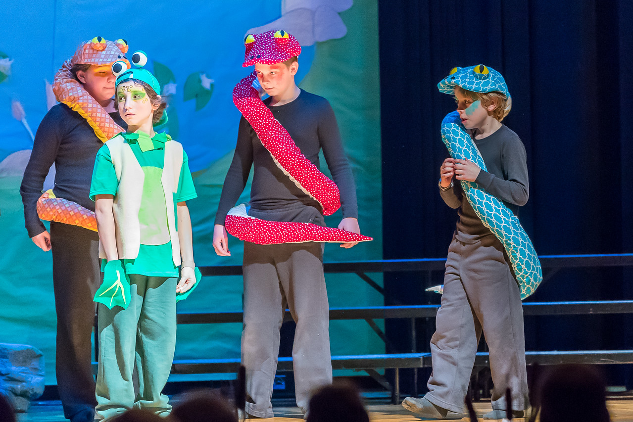 Robison Elementary 2018 Play 039 March 09, 2018