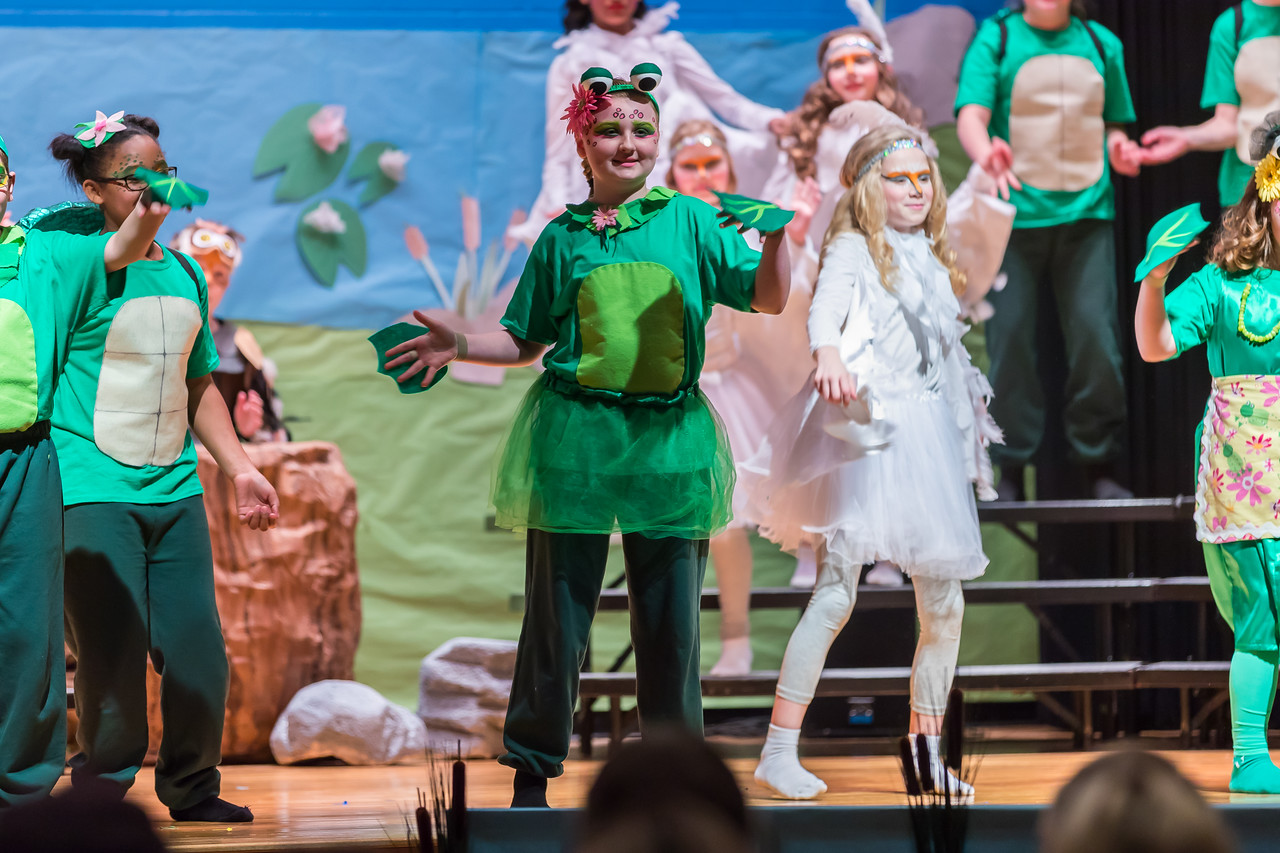 Robison Elementary 2018 Play 008 March 09, 2018