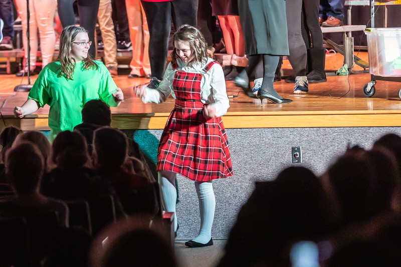 Fort LeBoeuf Christmas Concert 039 December 16, 2019
