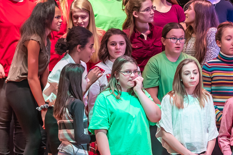 Fort LeBoeuf Christmas Concert 003 December 16, 2019