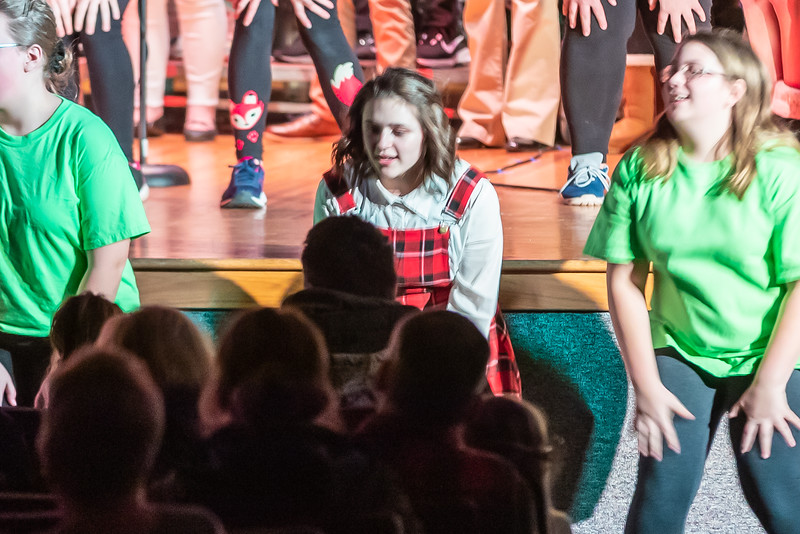 Fort LeBoeuf Christmas Concert 036 December 16, 2019