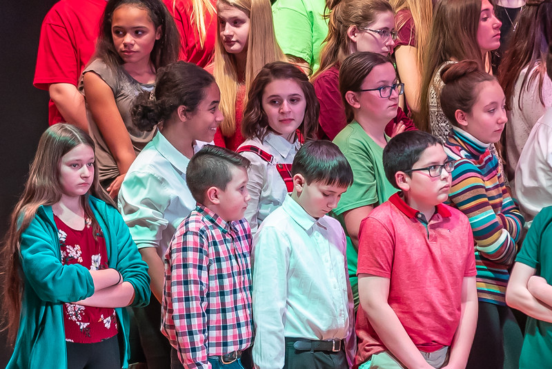 Fort LeBoeuf Christmas Concert 018 December 16, 2019