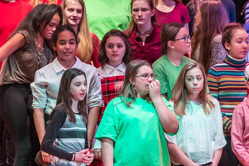Fort LeBoeuf Christmas Concert 005 December 16, 2019
