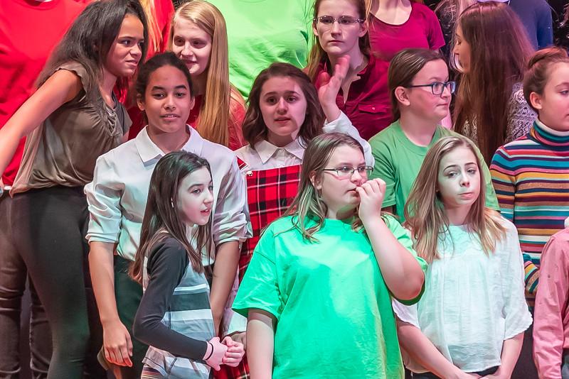 Fort LeBoeuf Christmas Concert 004 December 16, 2019