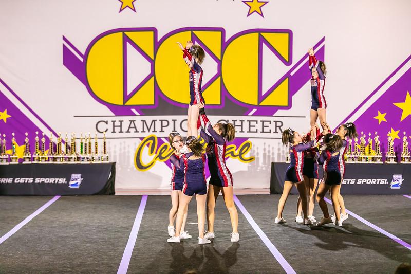 Champion Cheer 1152 December 07, 2019