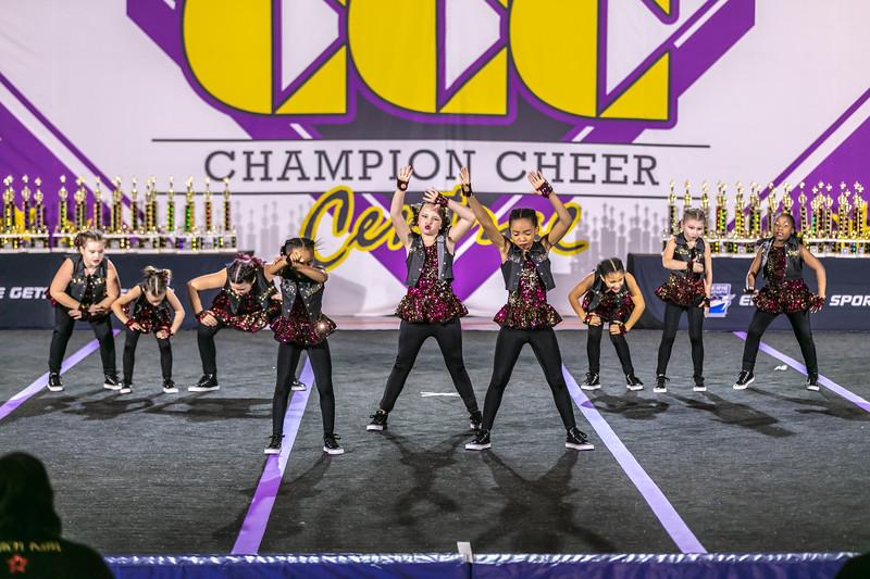 Champion Cheer 218 December 07, 2019